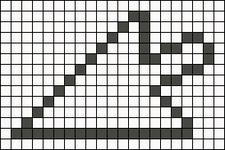 Alpha pattern #18145
