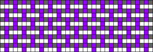 Alpha pattern #18154