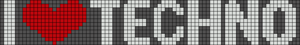 Alpha pattern #18172