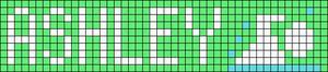 Alpha pattern #18176