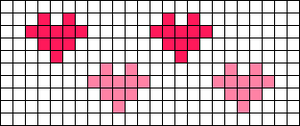 Alpha pattern #18179
