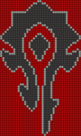 Alpha pattern #18184