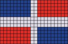 Alpha pattern #18189
