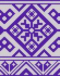 Alpha Friendship Bracelet Pattern #18196