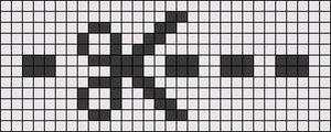 Alpha pattern #18197
