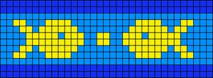 Alpha Friendship Bracelet Pattern #18201