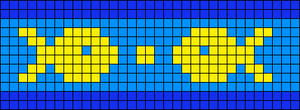 Alpha pattern #18201