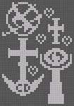 Alpha pattern #18208
