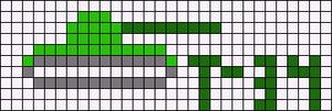 Alpha pattern #18226