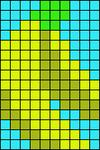 Alpha pattern #18227