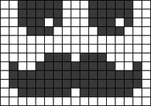 Alpha pattern #18244