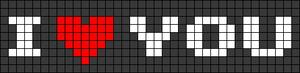 Alpha pattern #18246