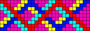 Alpha pattern #18248