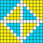Alpha pattern #18249