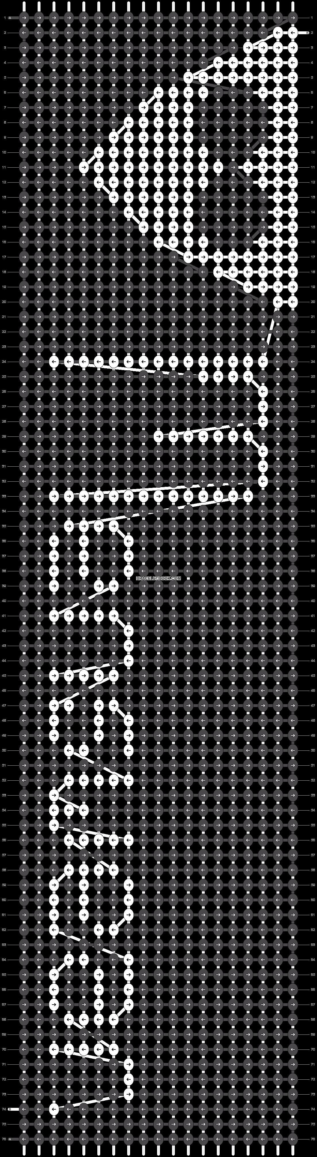 Alpha pattern #18252 pattern