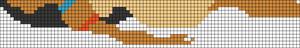 Alpha pattern #18254