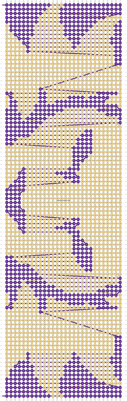Alpha pattern #18255 pattern