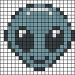 Alpha pattern #18259