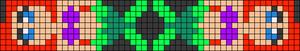 Alpha pattern #18262