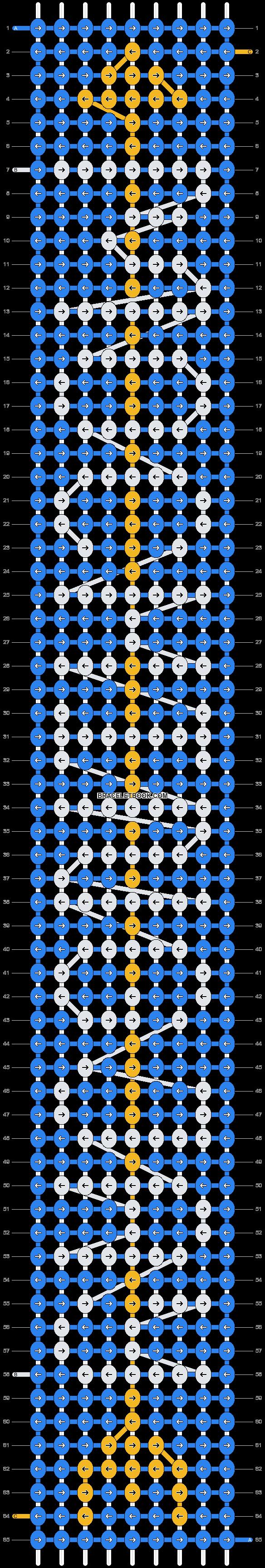 Alpha pattern #18271 pattern
