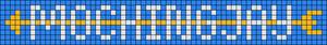 Alpha Friendship Bracelet Pattern #18271