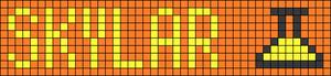 Alpha pattern #18277