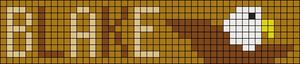 Alpha pattern #18278
