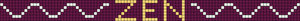 Alpha pattern #18280