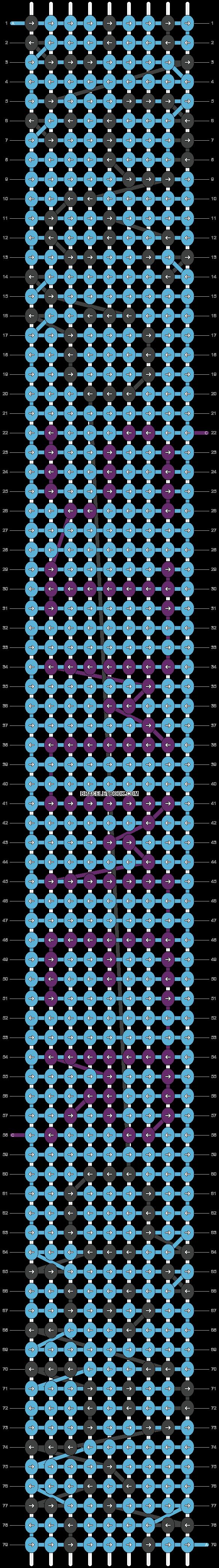 Alpha pattern #18282 pattern