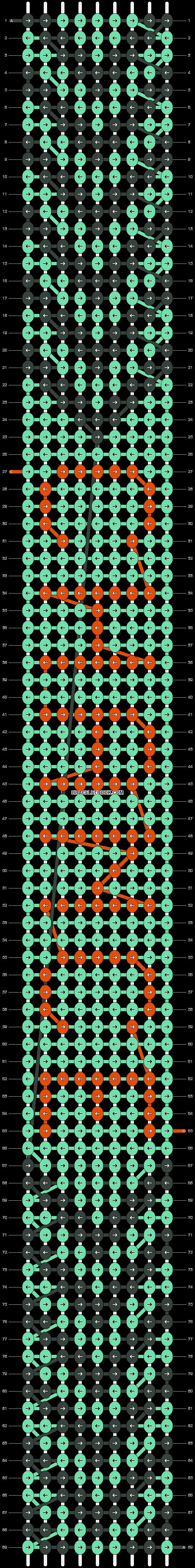 Alpha pattern #18283 pattern