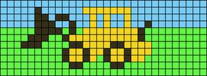 Alpha pattern #18284