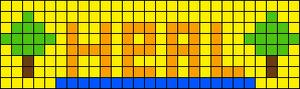 Alpha pattern #18287