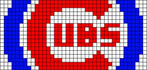 Alpha Friendship Bracelet Pattern #18291