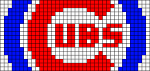 Alpha pattern #18291