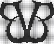 Alpha pattern #18293