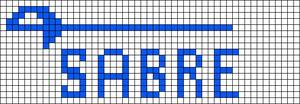 Alpha pattern #18297