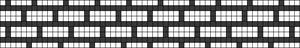 Alpha Friendship Bracelet Pattern #18308