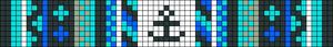 Alpha pattern #18310