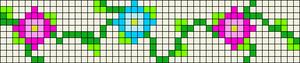 Alpha pattern #18321