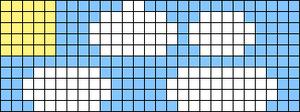 Alpha Friendship Bracelet Pattern #18323