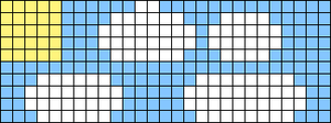 Alpha pattern #18323