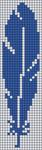 Alpha Friendship Bracelet Pattern #18325