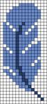 Alpha Friendship Bracelet Pattern #18326