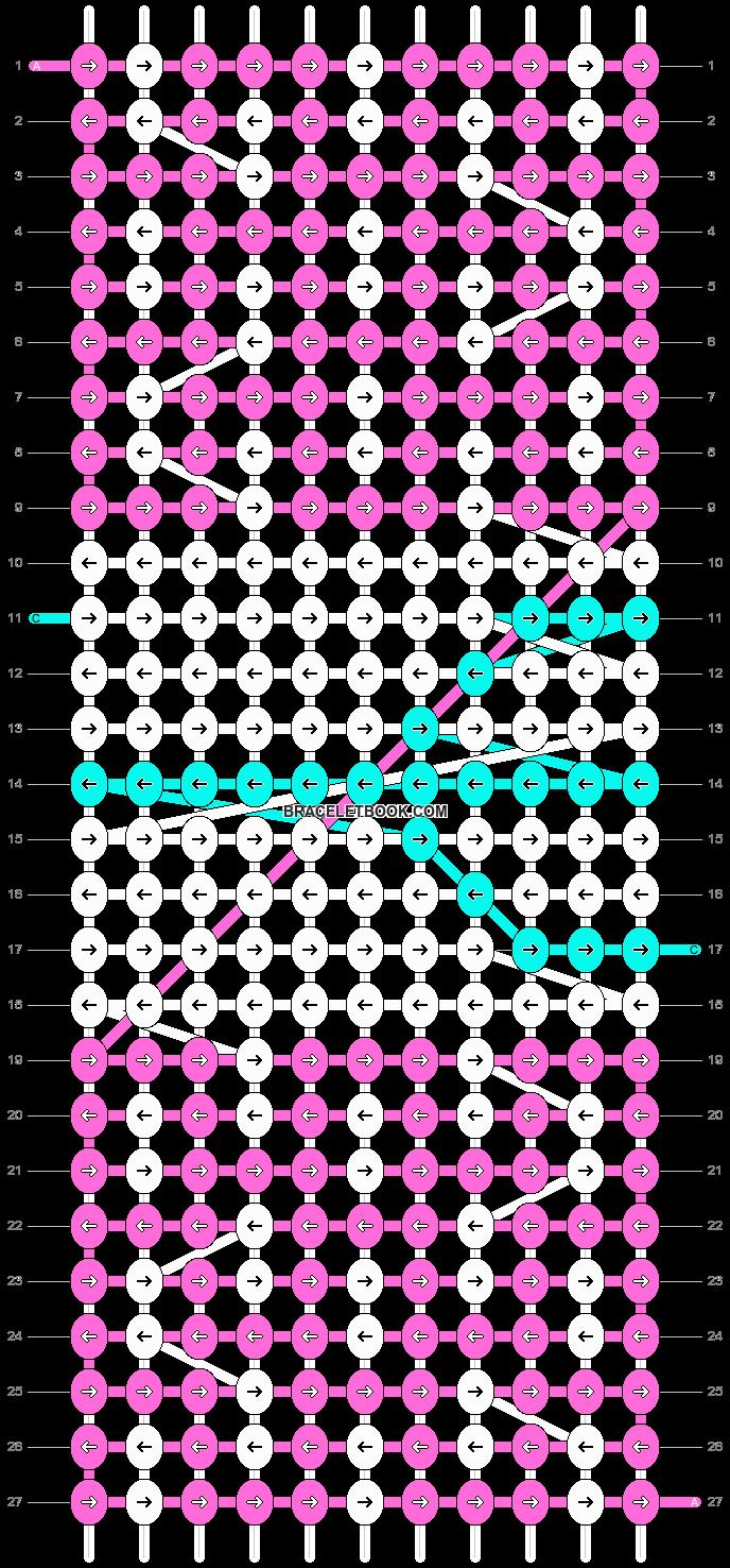 Alpha pattern #18328 pattern