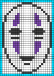 Alpha pattern #18336