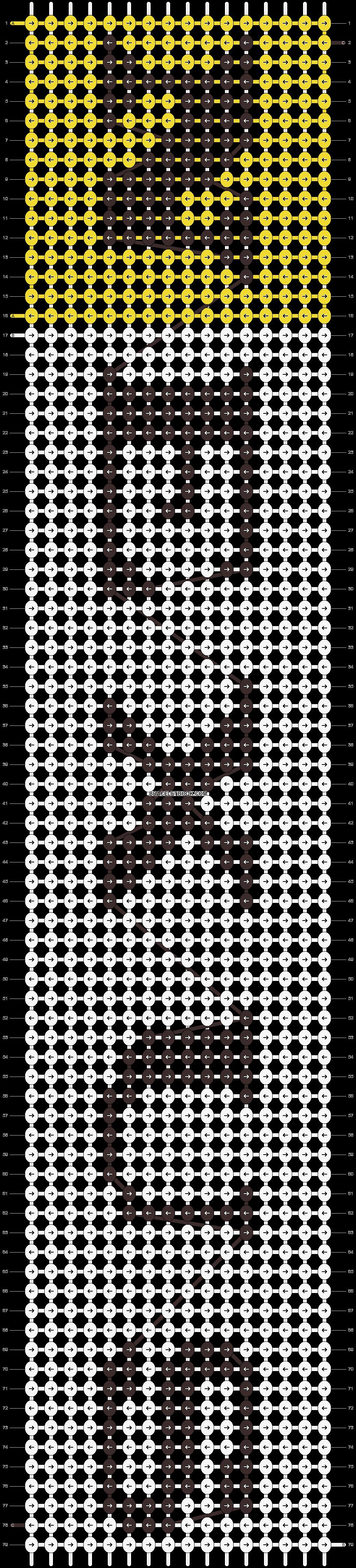 Alpha pattern #18338 pattern