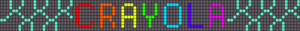 Alpha pattern #18346