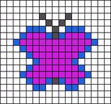Alpha pattern #18350