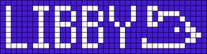 Alpha pattern #18351