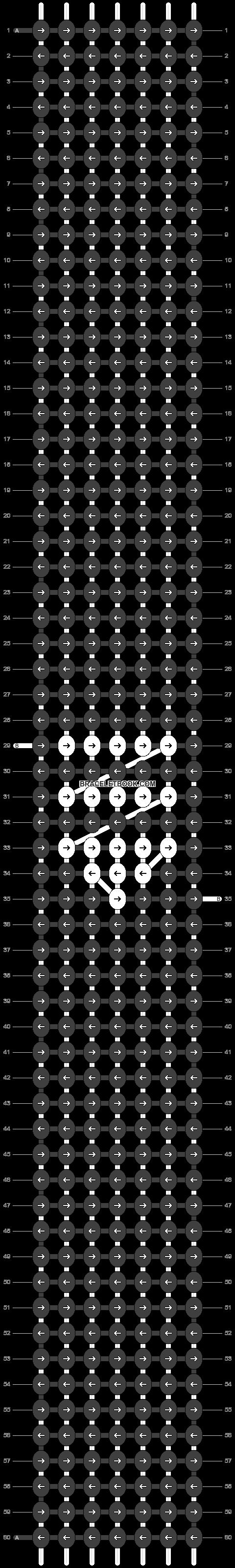 Alpha pattern #18352 pattern